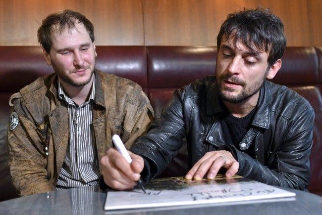 Die Wiener Kultband Wanda gibt eine Autogrammstunde im Gerngross.