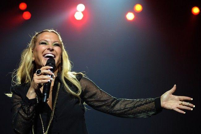 Anastacia gibt im Mai 2018 ein Konzert in der Wiener Stadthalle.