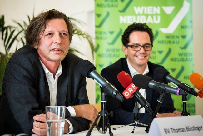 Der langjährige Neubau-Bezirkschef Blimlinger nimmt den Hut