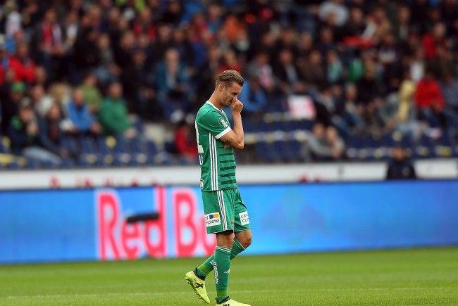Zwei Spiele Sperre für Pavelic nach Ausschluss in Salzburg