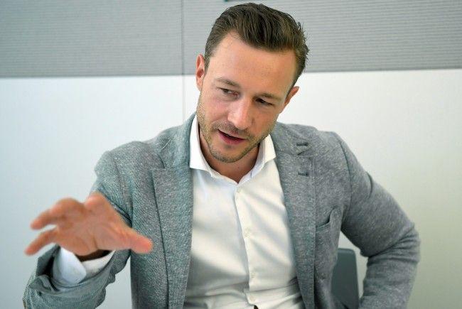 Der Wiener ÖVP-Chef Gernot Blümel.