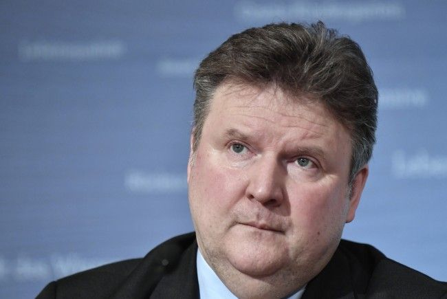 Wohnbaustadtrat Michael Ludwig übersiedelte als letzter Ressortchef