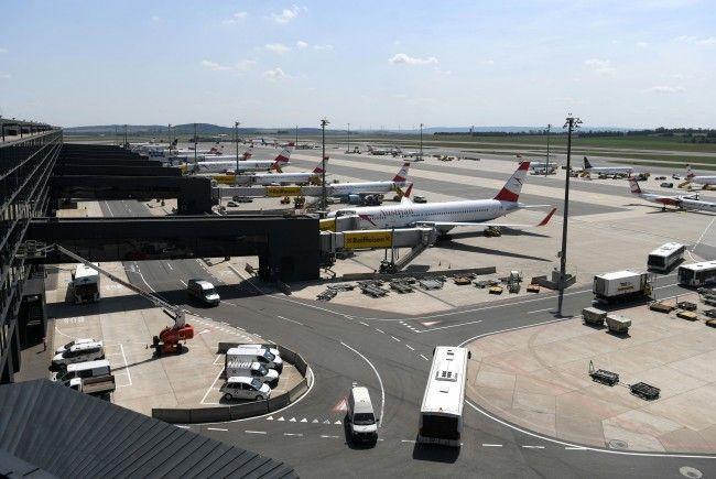 Die Region um den Flughafen Wien lockt Betriebe anl