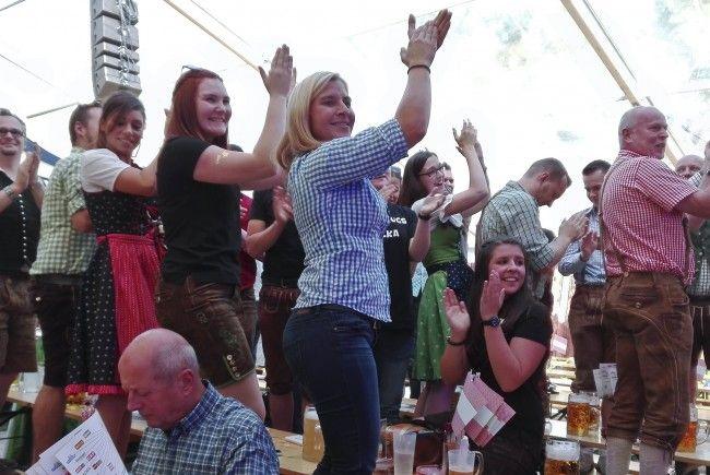 Wer nach der Wiener Wiesn noch gerne weiterfeiern möchte, sollte die Afterparty besuchen.