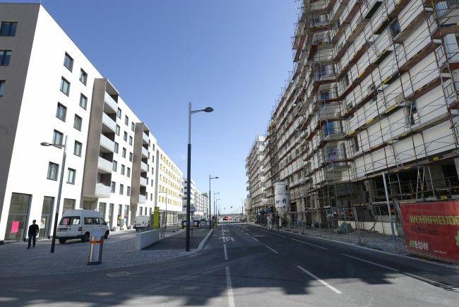 In der Seestadt Aspern steht die neue Ausbauphase an.