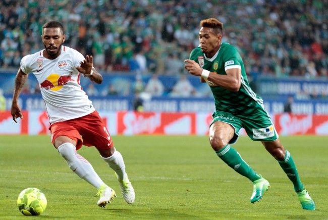 Live-Ticker zum Spiel Red Bull Salzburg gegen Rapid Wien ab 16.30 Uhr.