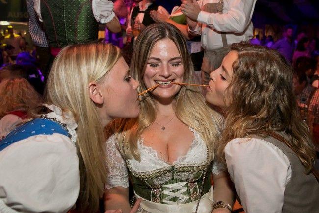 So war das erste Wochenende auf der Wiener Wiesn.