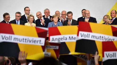 Historische Zeitenwende: Rechts-nationale erstmals im Bundestag