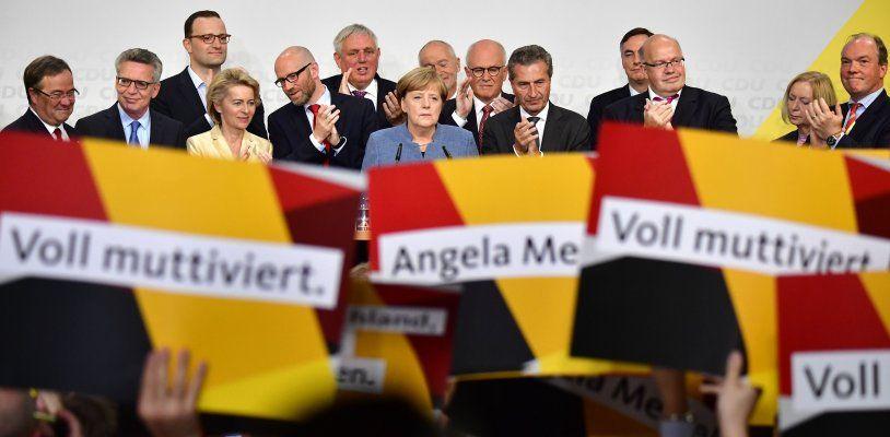 Rechtsnationale erstmals im Bundestag -Historische Zeitenwende in Deutschland