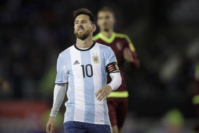 Argentinien zittert um die WM-Teilnahme