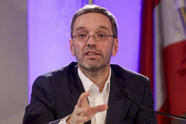 FPÖ-Generalsekretär Herbert Kickl.