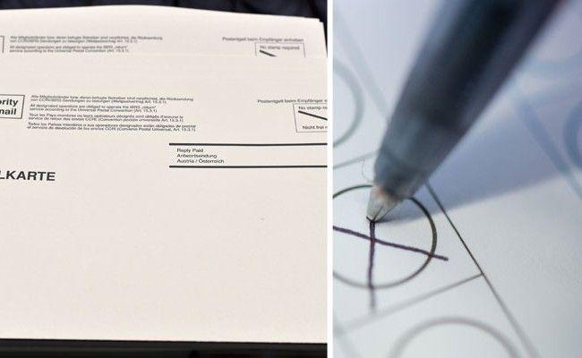Bei der NR-Wahl 2017 kann auch wieder per Briefwahl gewählt werden.