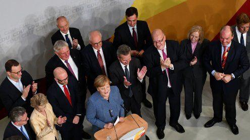 Österreichs Politiker reagieren auf die deutsche Bundestagswahl