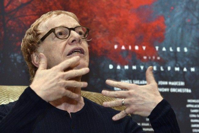 Komponist Danny Elfman wird in Wien ausgezeichnet