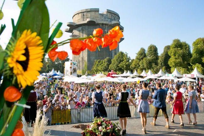 Am 9. und 10. September wird in Wien das Erntedankfest gefeiert.