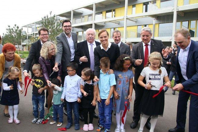 Der sechste Wiener Bildungscampus wurde eröffnet