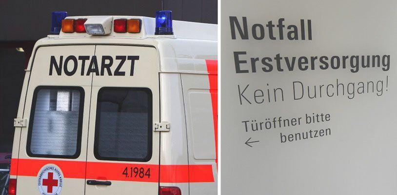 Mann zog 70-jährige Frau aus dem Wiener Donaukanal: Auf Intensivstation gebracht