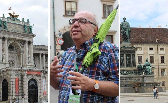 Bei einer Free Walking Tour erhält man einen Überblick über die wichtigsten Sehenswürdigkeiten Wiens.