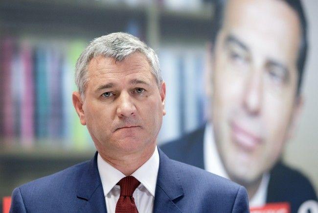 Bundesgeschäftsführer und Wahlkampfleiter Niedermühlbichler ist zurückgetreten