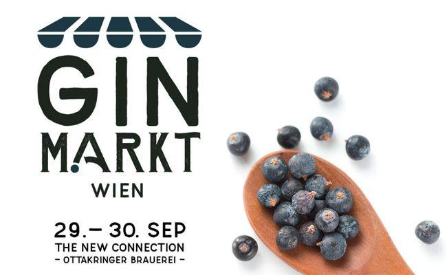 Der Gin Markt lädt zu shoppen und verkosten in die Ottakringer Brauerei