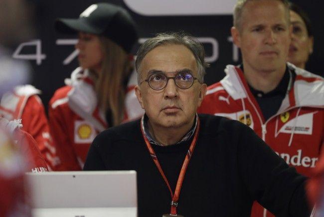 Ferrari-Patron poltert.