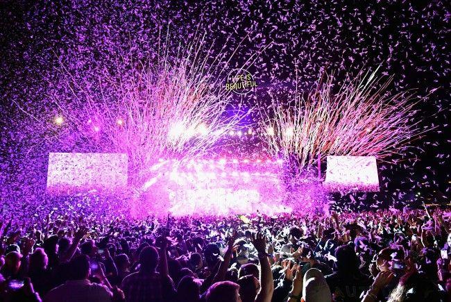Die schönsten Momente vom Life Is Beautiful-Festival.