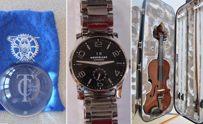 Eine Einbruchserie in ganz Wien wurde aufgedeckt, nun wird nach den Besitzern gestohlener Gegenstände gesucht