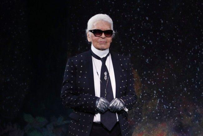 Ab 14. September gibt es die Mode von Karl Lagerfeld in Wien zu kaufen.