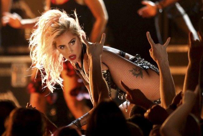 Lady Gaga bei einem Auftritt in Los Angeles.