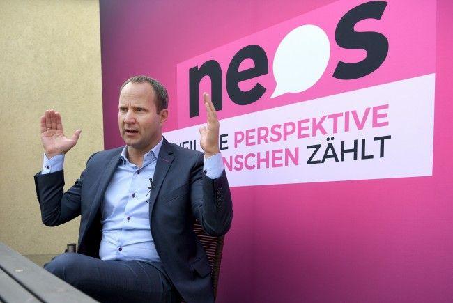 Die NEOS wollen mit einer neuen Kampagne die Wahlbeteiligung erhöhen