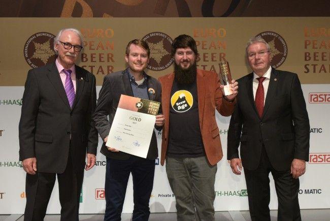 Großer Erfolg für die Brauerei Brew Age aus Wien.