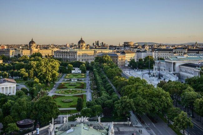 Freude bei der Stadt Wien über die Nominierung.