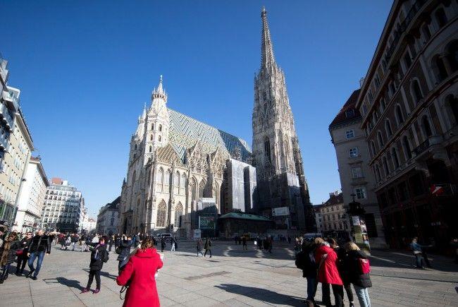 Am Samstag wurde in den Stephansdom eingebrochen, die Täter konnten flüchten