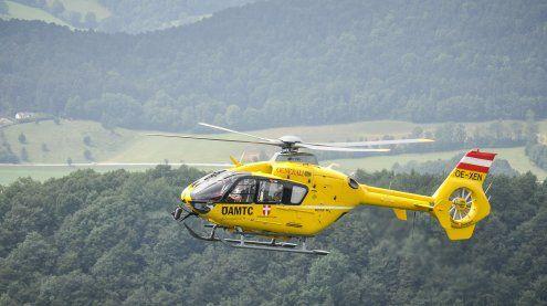 Wienerin bei Motorradunfall in der Steiermark verunglückt