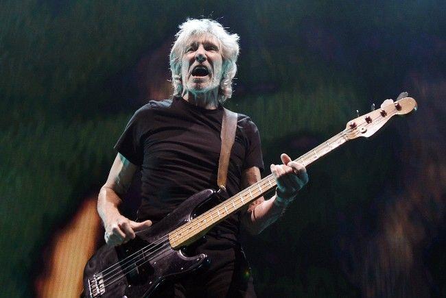 Pink Floyd-Legende Roger Waters gastiert in Wien