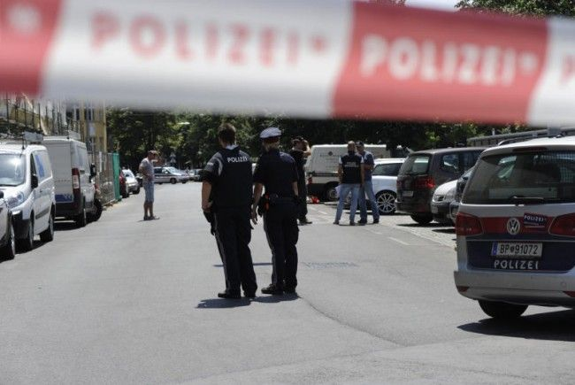 Bei einem Schussattentat 2015 in Wien-Brigittenau wurde ein unbeteiligter Bub angeschossen.