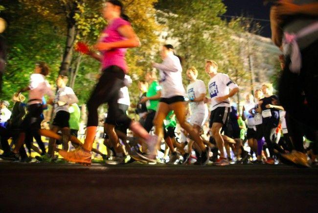 Für den vienna night run wird die Ringstraße gesperrt.