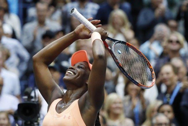 6:3,6:0-Finalerfolg über Madison Keys als erster Grand-Slam-Erfolg.