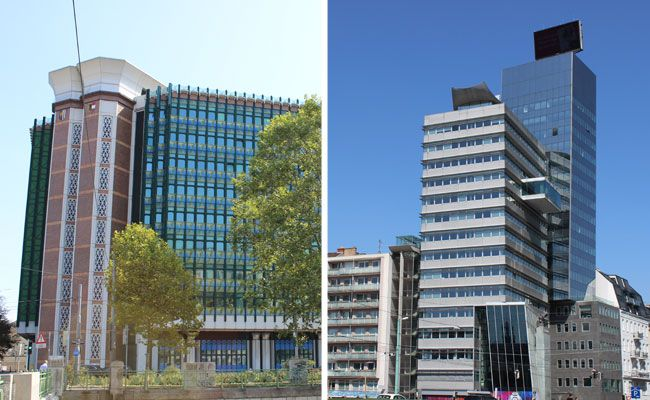 """Auf der """"Vienna Ugly""""-Tour spaziert man zu hässlichen Gebäuden in Wien."""