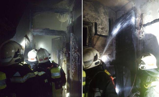 Eine 79-jährige Frau kam in den Flammen ums Leben.
