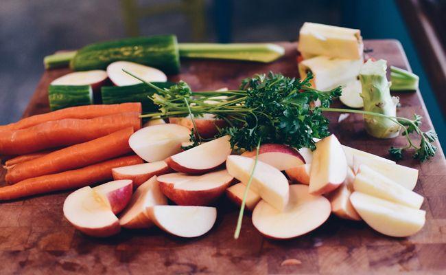 Manche Lebensmittel haben einen Anti-Aging-Effekt.