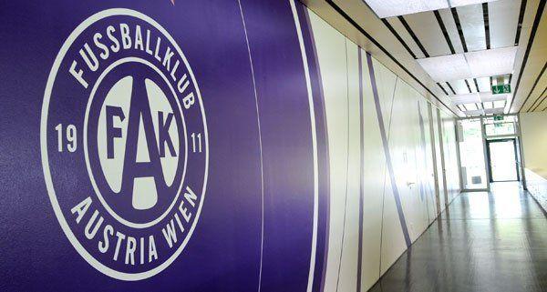 Die Wiener Austria bietet Einzeltickets für das Spiel gegen Milan an