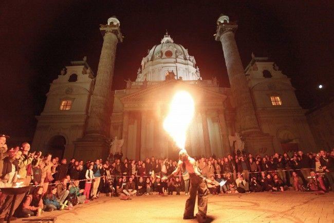 Vom 8. bis 10. September findet in Wien das Buskers Festival statt.
