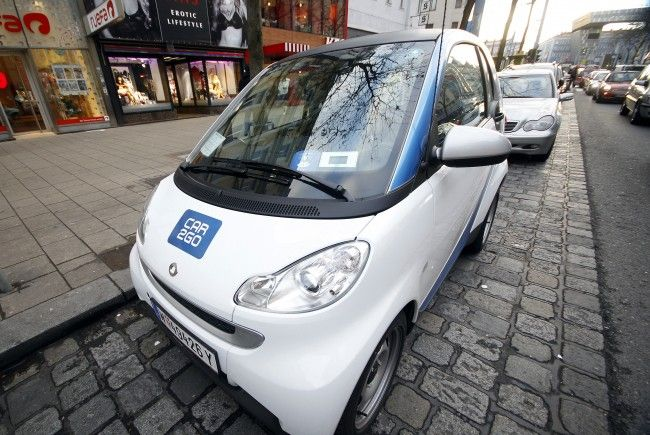 Ab 5. Septemebr bietet Car2Go in Wien auch Stundenpakete an.