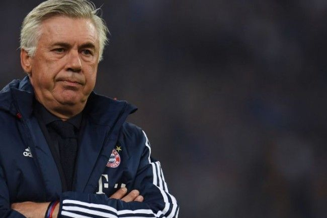 Ancelotti muss den FC Bayern München verlassen.