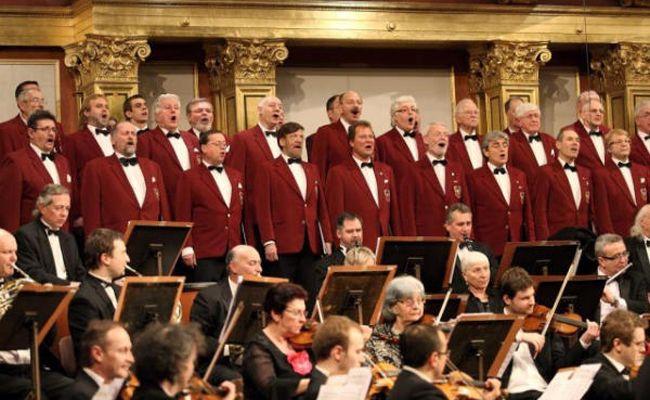 Am Freitag findet im Amtshaus Hietzing ein Chor-Abend mit dem Wiener Männergesang-Verein statt.
