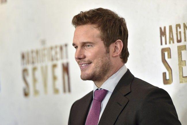 Chris Pratt machte einen Psychotest - das Ergebnis schockte ihn.