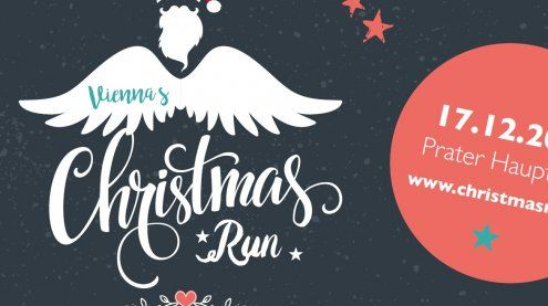 Christmas Run-Premiere in Wien