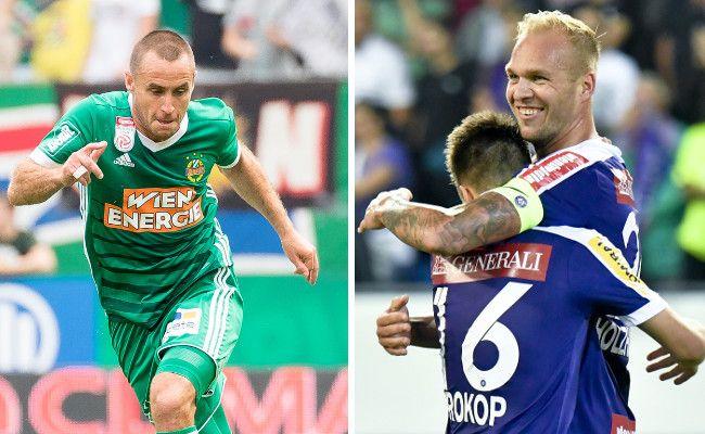 Rapid und die Austria sind souverän ins Cup-Achtelfinale eingezogen.