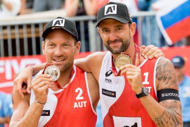 Clemens Doppler und Alexander Horst wurden in Wien ausgezeichnet.